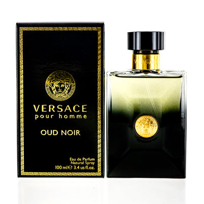 Versace Oud Noir by Versace Edp Spray For Men