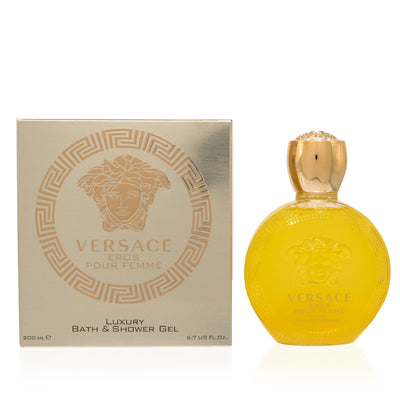 Versace Eros Versace Shower Gel 6.7 oz (200 ml)  For Women .