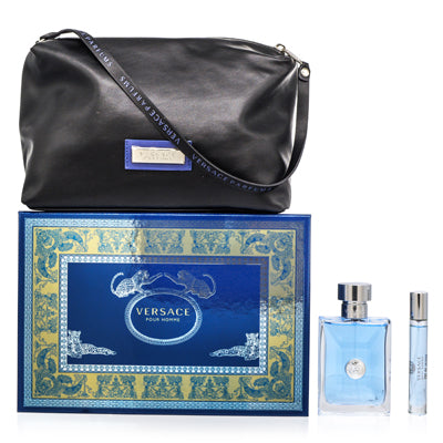 Versace Signature Homme by Versace Set For Men