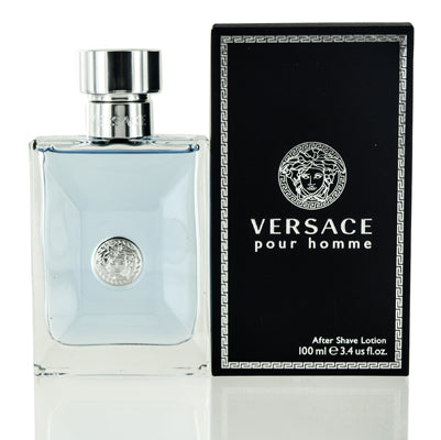 Versace Signature Homme by Versace After Shave Lotion 3.4 oz (100 ml)  For Men