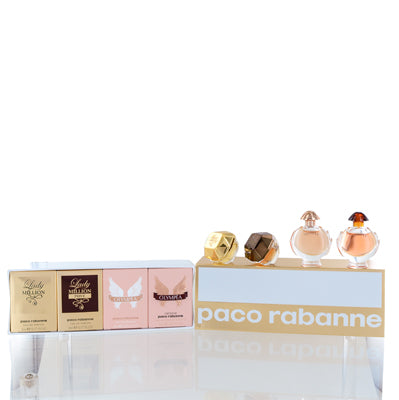 Mini Set Paco Rabanne 4 Piece Set For Women