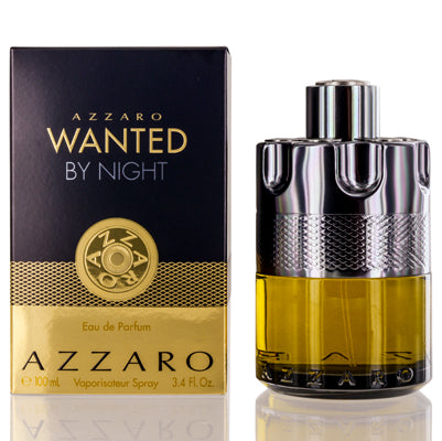 Wanted By Night by Azzaro Edp Spray For Men