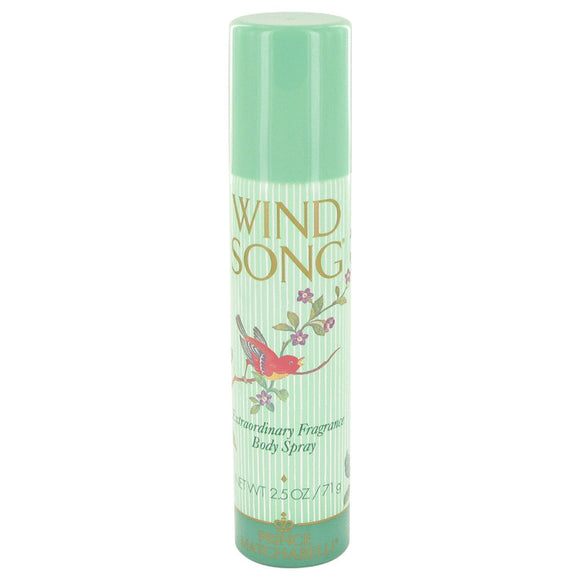 Wind Song Deodorant Spray By Prince Matchabelli For Women