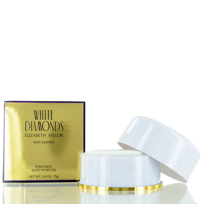 White Diamonds Elizabeth Taylor Body Powder 2.6 Oz For Women