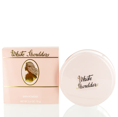 White Shoulders Elizabeth Arden Body Powder 2.6 Oz (75 Ml) For Women