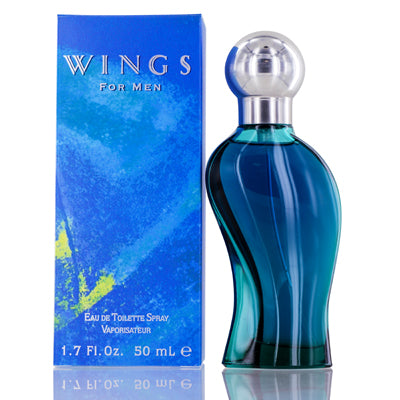 Wings Men by Giorgio Beverly Hills Edt Spray For Men