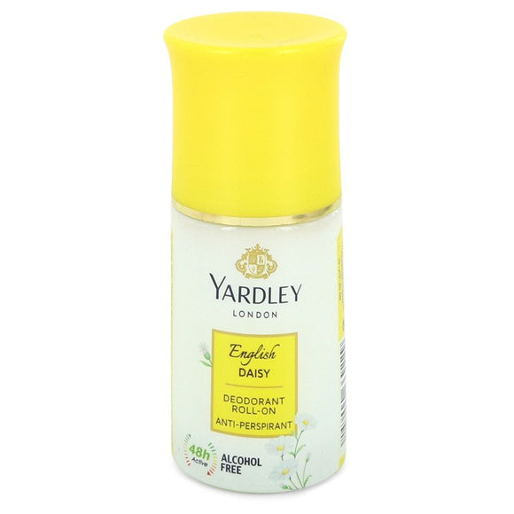 Yardley English Daisy Deodorant Roll-On Alcohol Free By Yardley London For Women