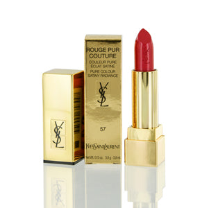 Yves Saint Laurent Rouge Pur Couture Lipstick (57) Pink Rhapsody 0.13 oz (4 ml)