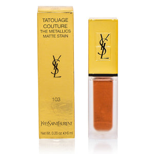 Yves Saint Laurent Tatouage Couture Metallics (103) Tribal Copper .20 oz (6 ml)