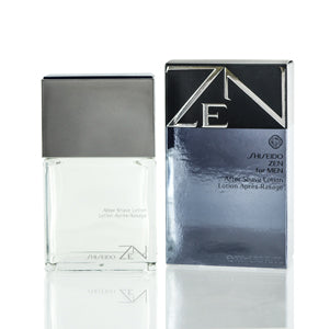 Zen Men Shiseido After Shave Lotion 3.4  oz (100  ml) For Men.