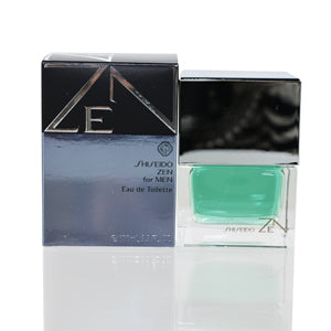 Zen Men by Shiseido Edt Spray For Men
