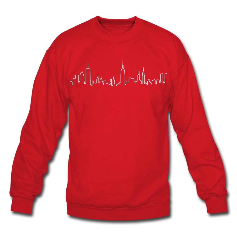 Crewneck Sweatshirt - red