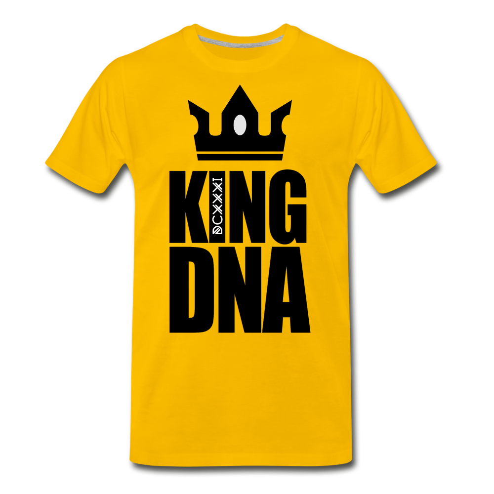 KING DNA - sun yellow