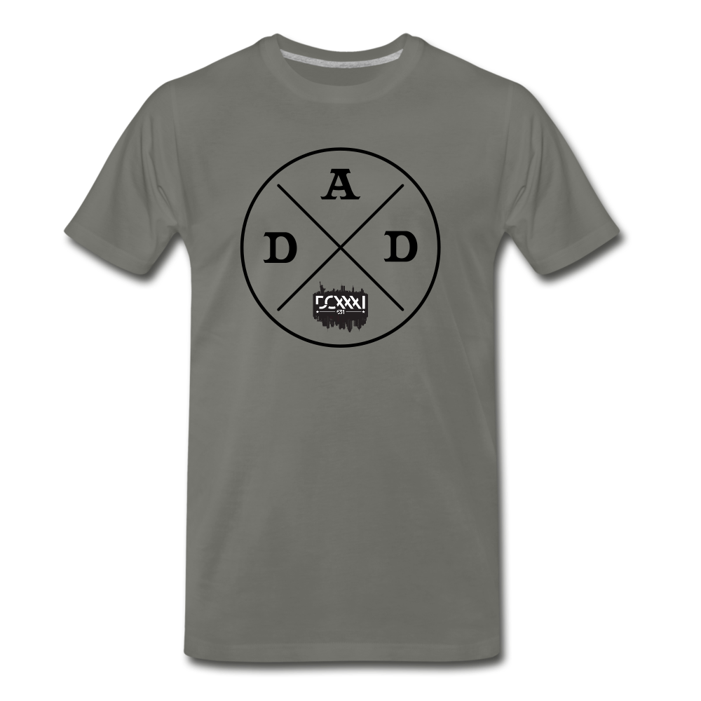 DCXXXI for DADS - asphalt gray