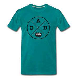 DCXXXI for DADS - teal