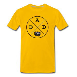 DCXXXI for DADS - sun yellow