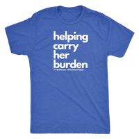 Helping Carry Her Burden - #YWeRuck #ReclaimHope