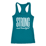 Strong and Beautiful - Tank