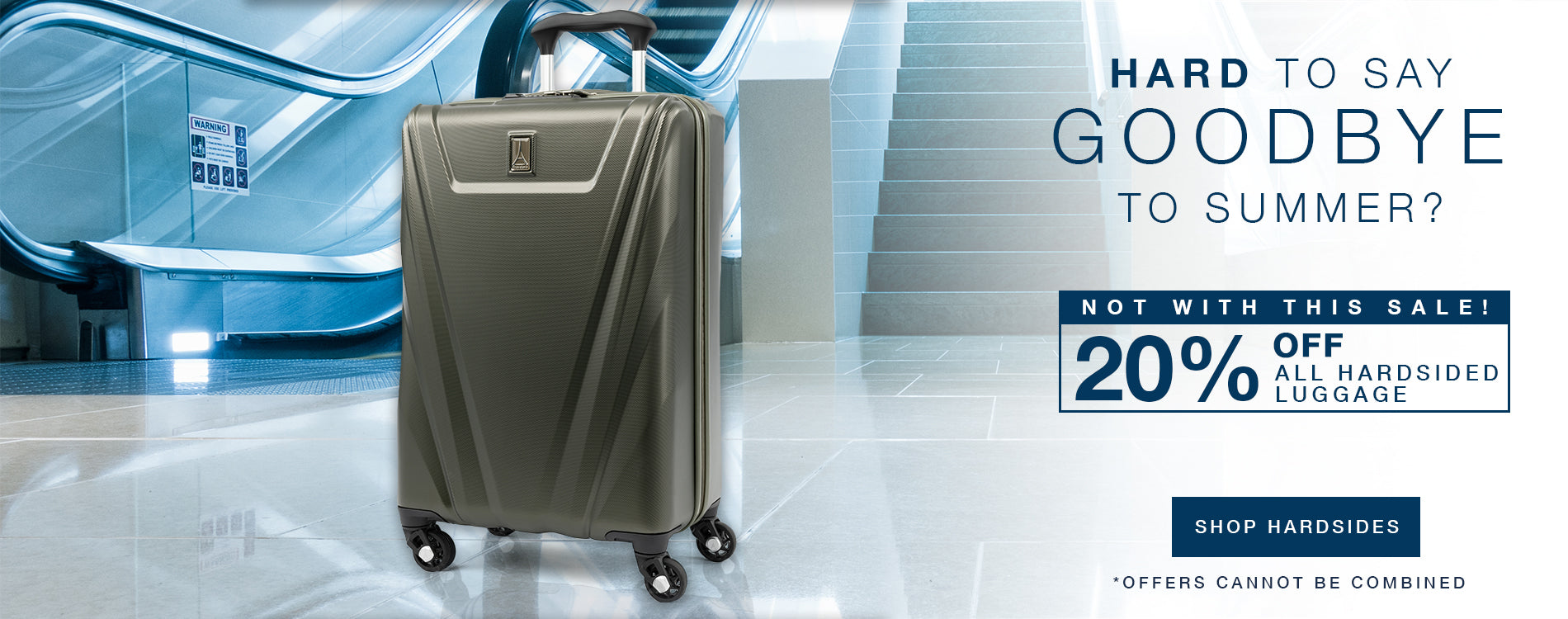 Hard Side Luggage On Sale