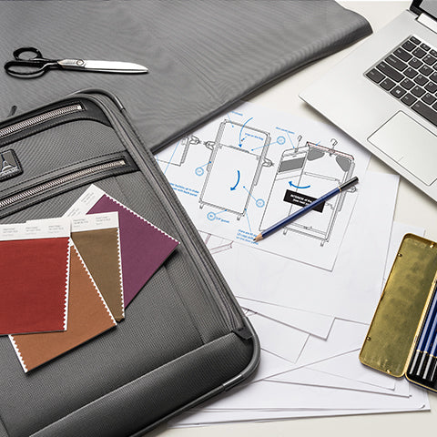 we design luggage for travel no matter what the destination