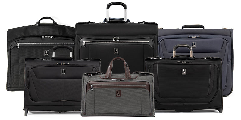 Collection of different types of Garment Bags