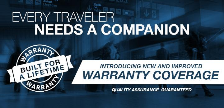 Travelpro®- Every Traveler Needs A Companion Warranty Information
