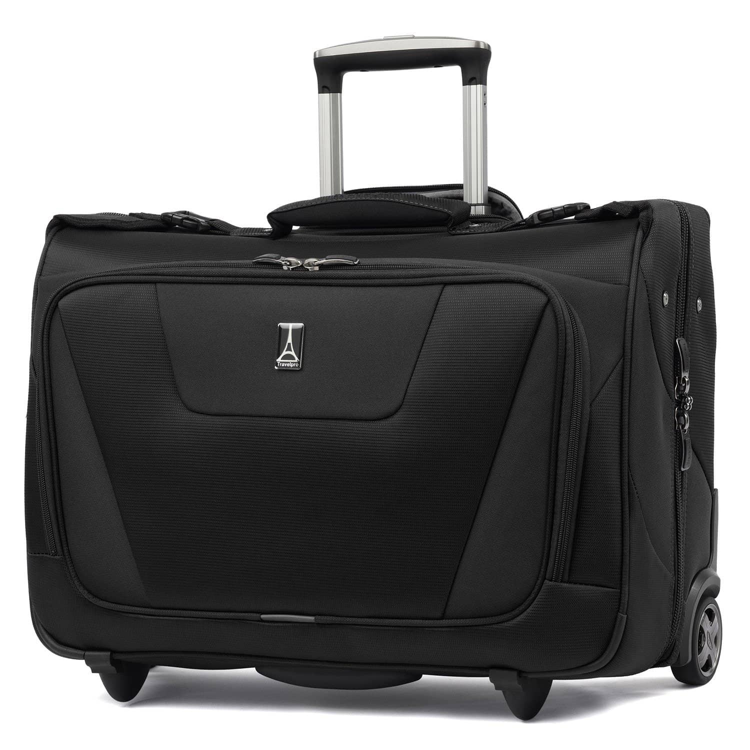 Travelpro Maxlite® 4 Rolling Carry-on Garment Bag BLACK