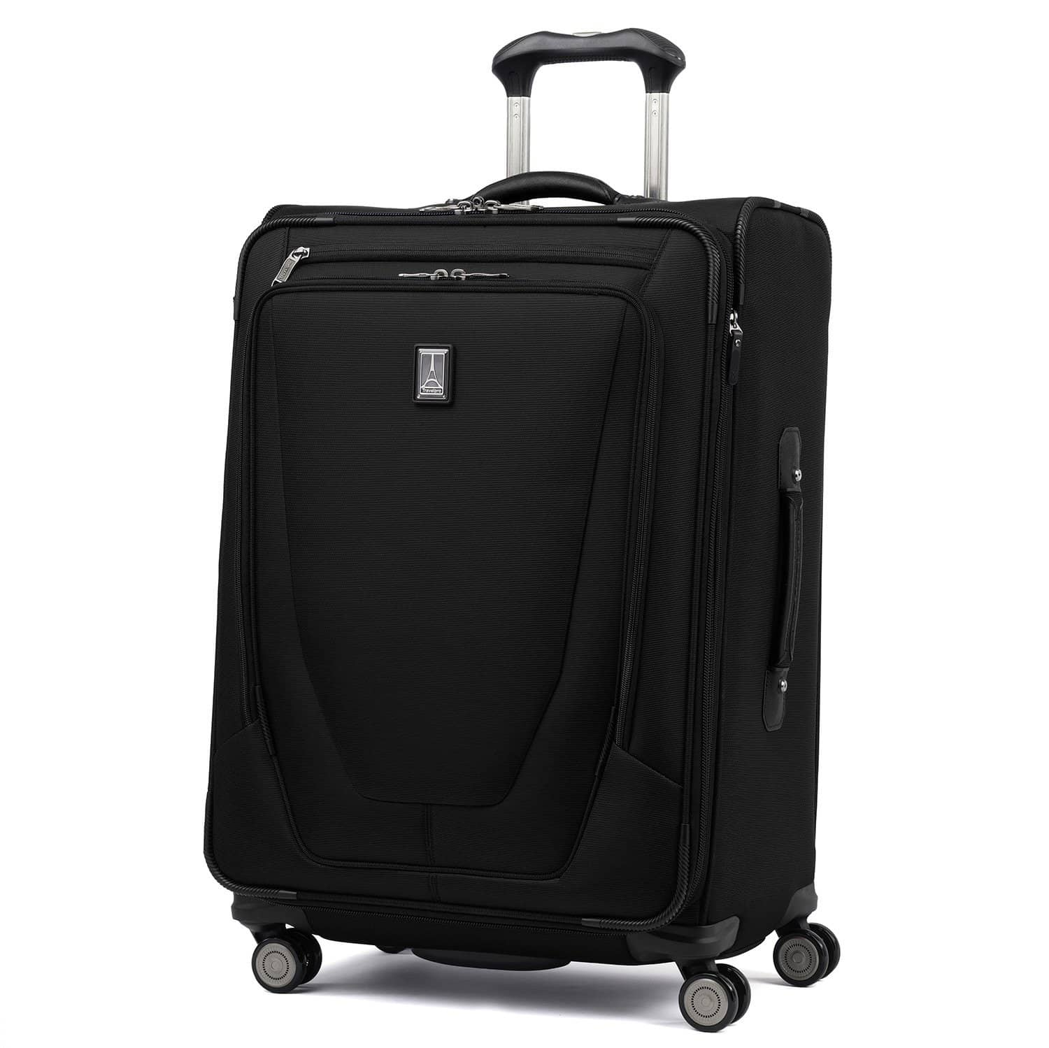 """Travelpro Crew™ 11 25"""" Expandable Spinner Suiter BLACK"""