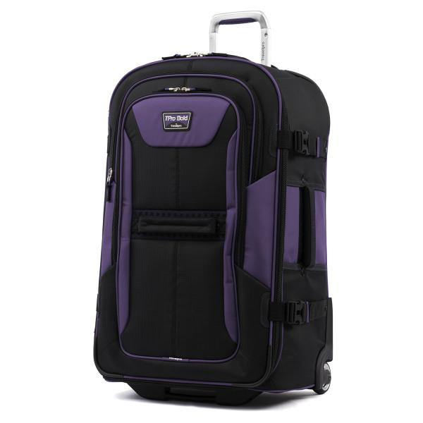 """Travelpro T-pro® Bold™ 2 28"""" Expandable Rollaboard® NAVY"""