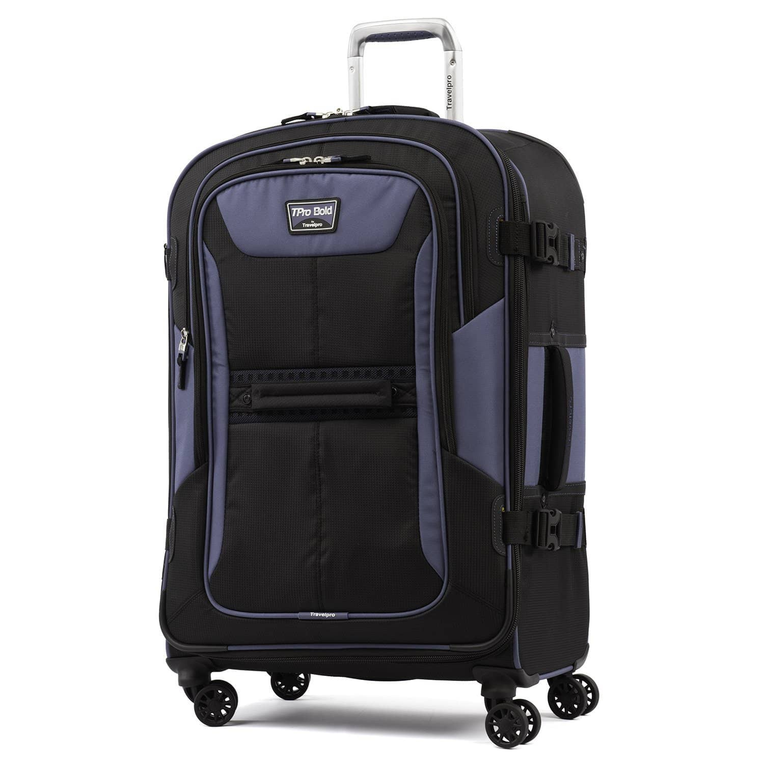 """Travelpro T-pro® Bold™ 2 26"""" Expandable Spinner NAVY"""