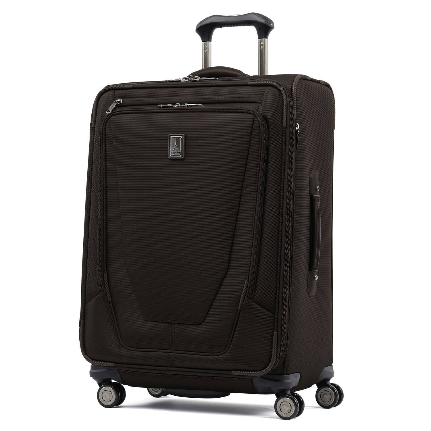 """Travelpro Crew™ 11 25"""" Expandable Spinner Suiter BROWN"""