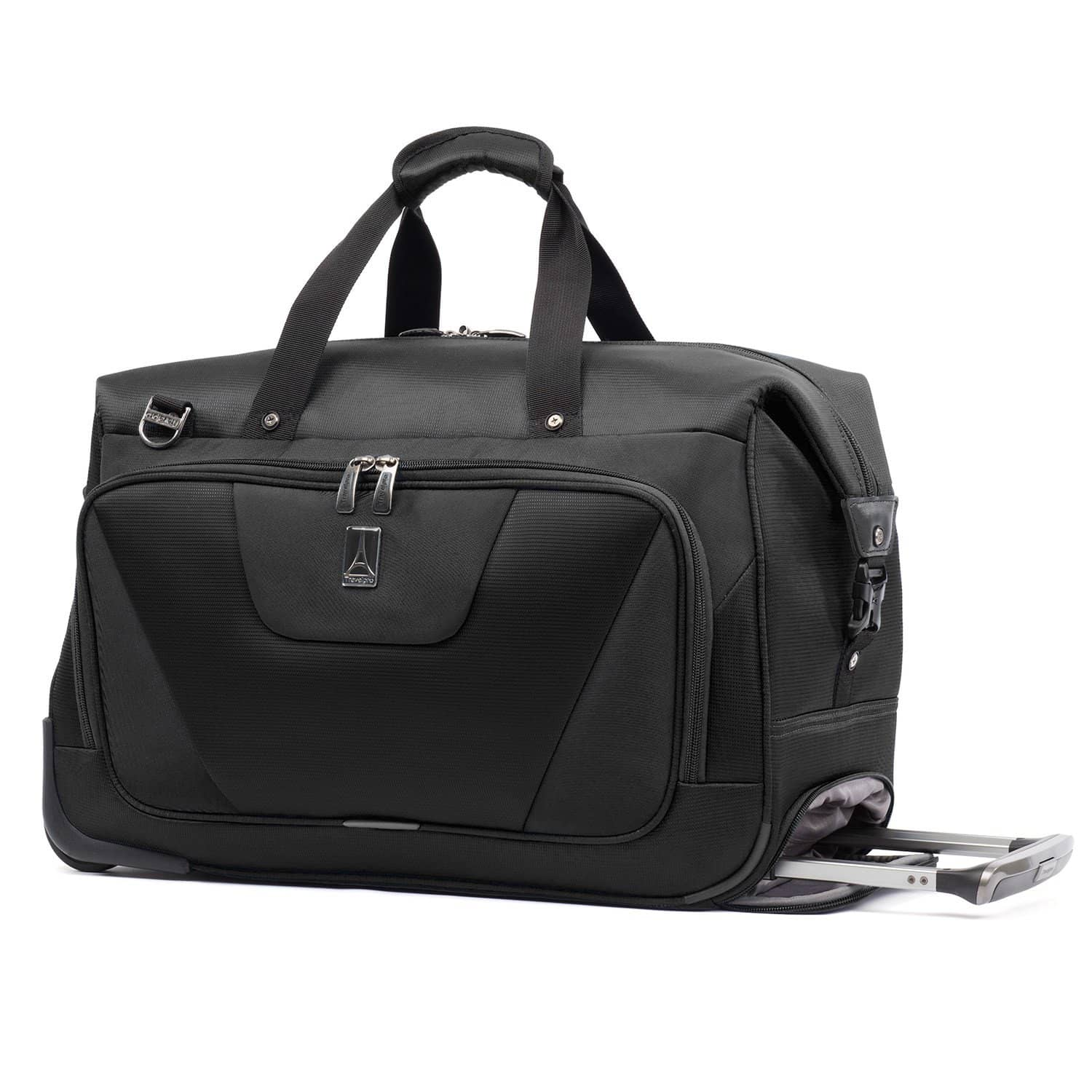 Travelpro Maxlite®4 Carry-on Rolling Duffle BLACK