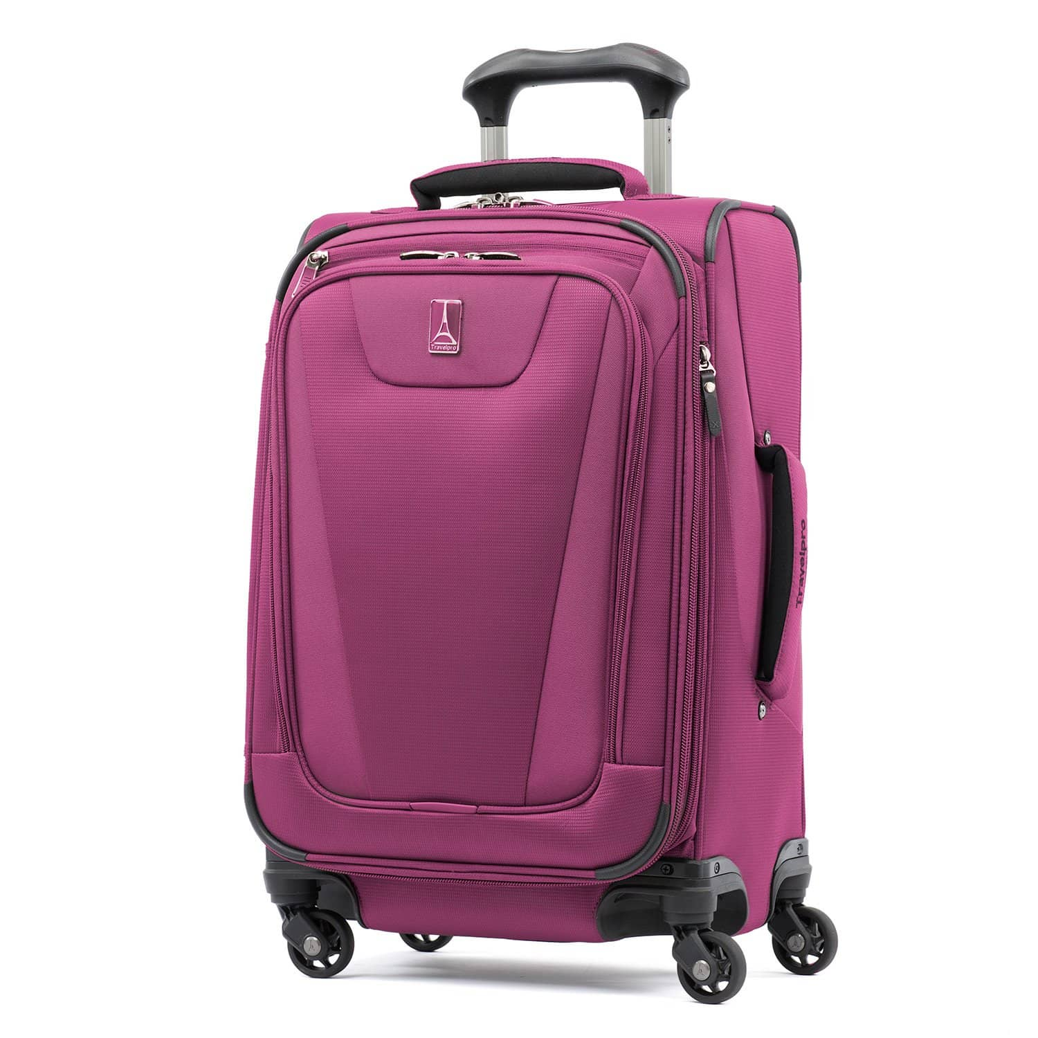 "Travelpro Maxlite® 4 21"" Expandable Spinner MAGENTA"