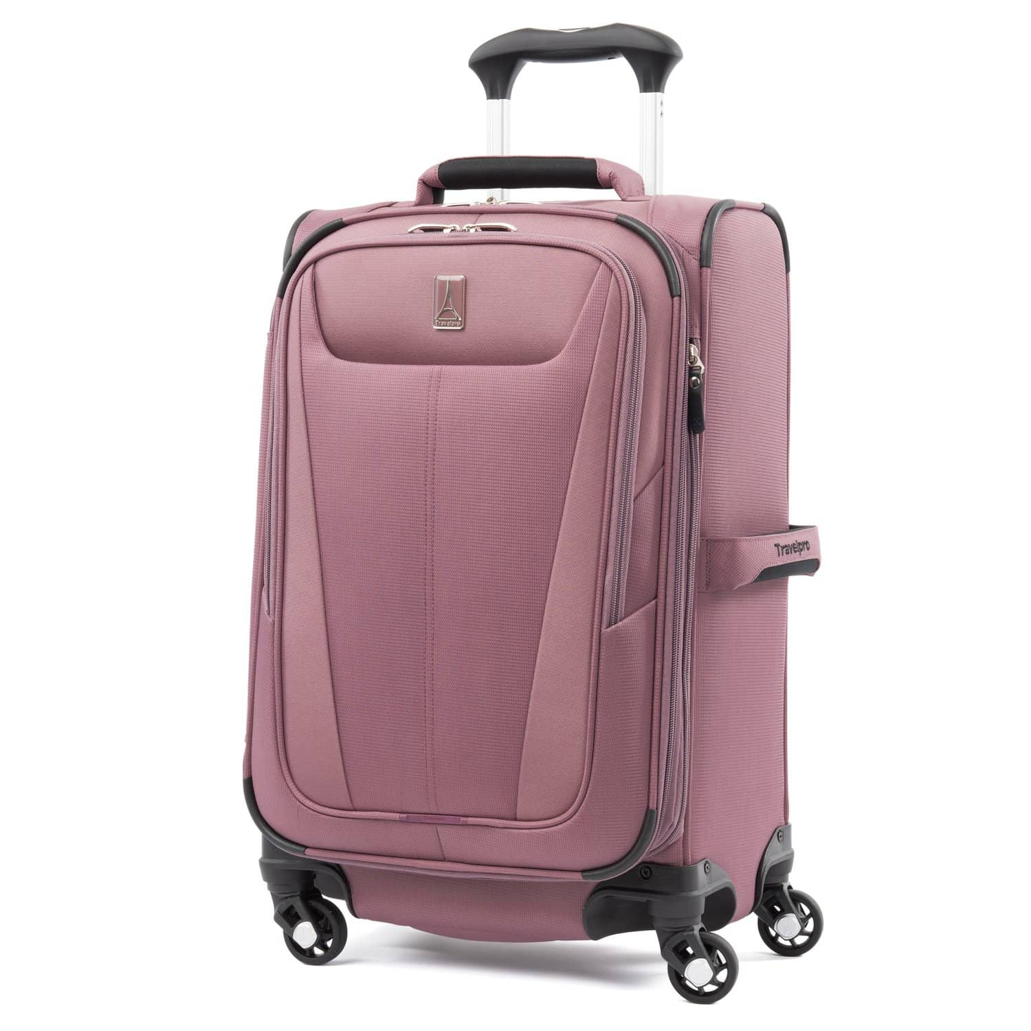 "Travelpro Maxlite® 5 21"" Expandable Carry-on Spinner DUSTY ROSE"