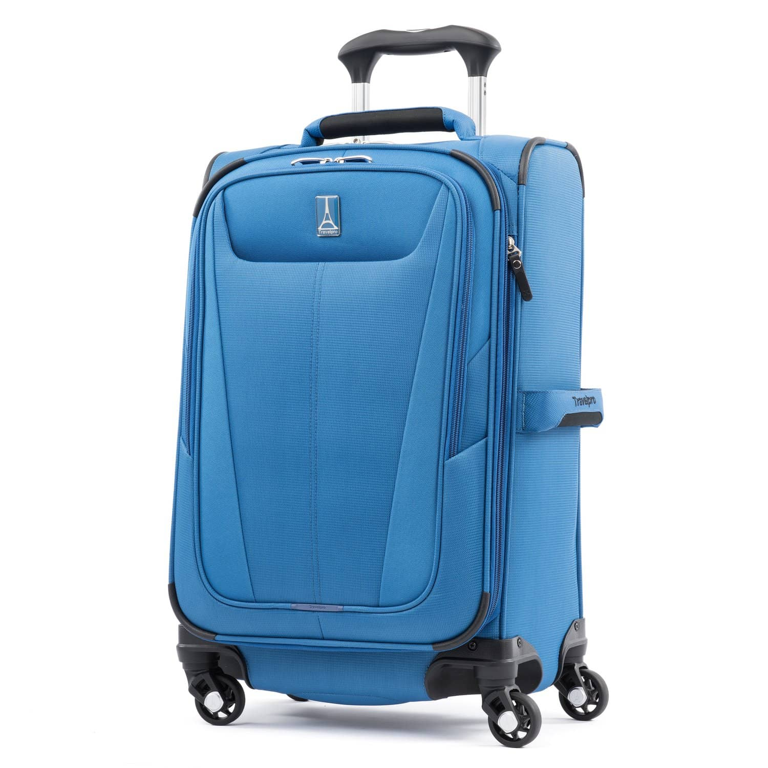 "Travelpro Maxlite® 5 21"" Expandable Carry-on Spinner AZURE BLUE"