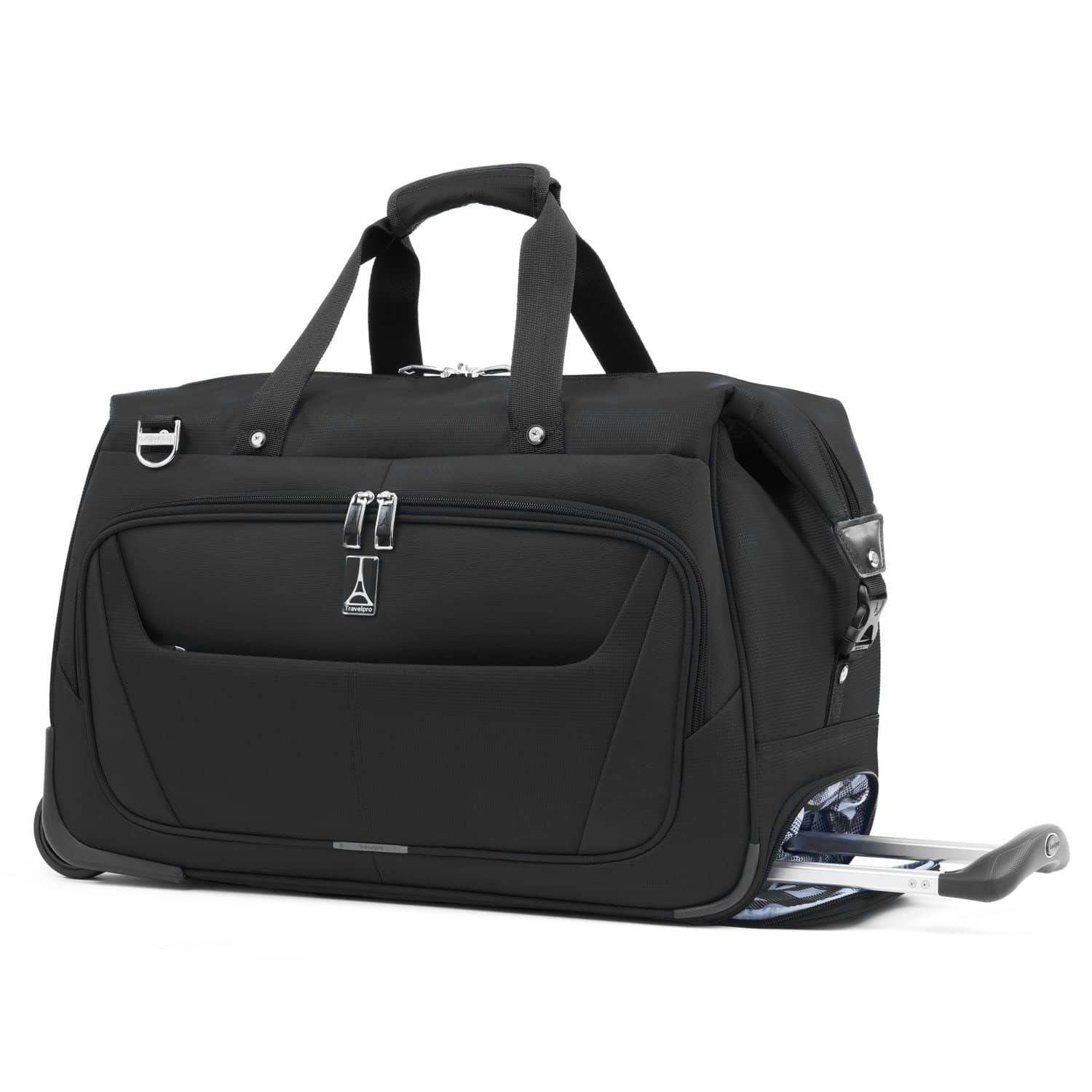 Travelpro Maxlite® 5 Carry-on Rolling Duffel BLACK