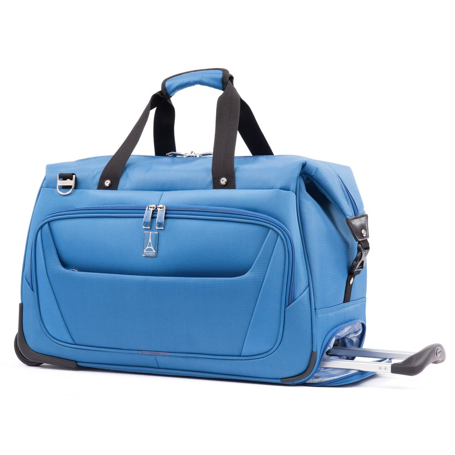 Travelpro Maxlite® 5 Carry-on Rolling Duffel AZURE BLUE