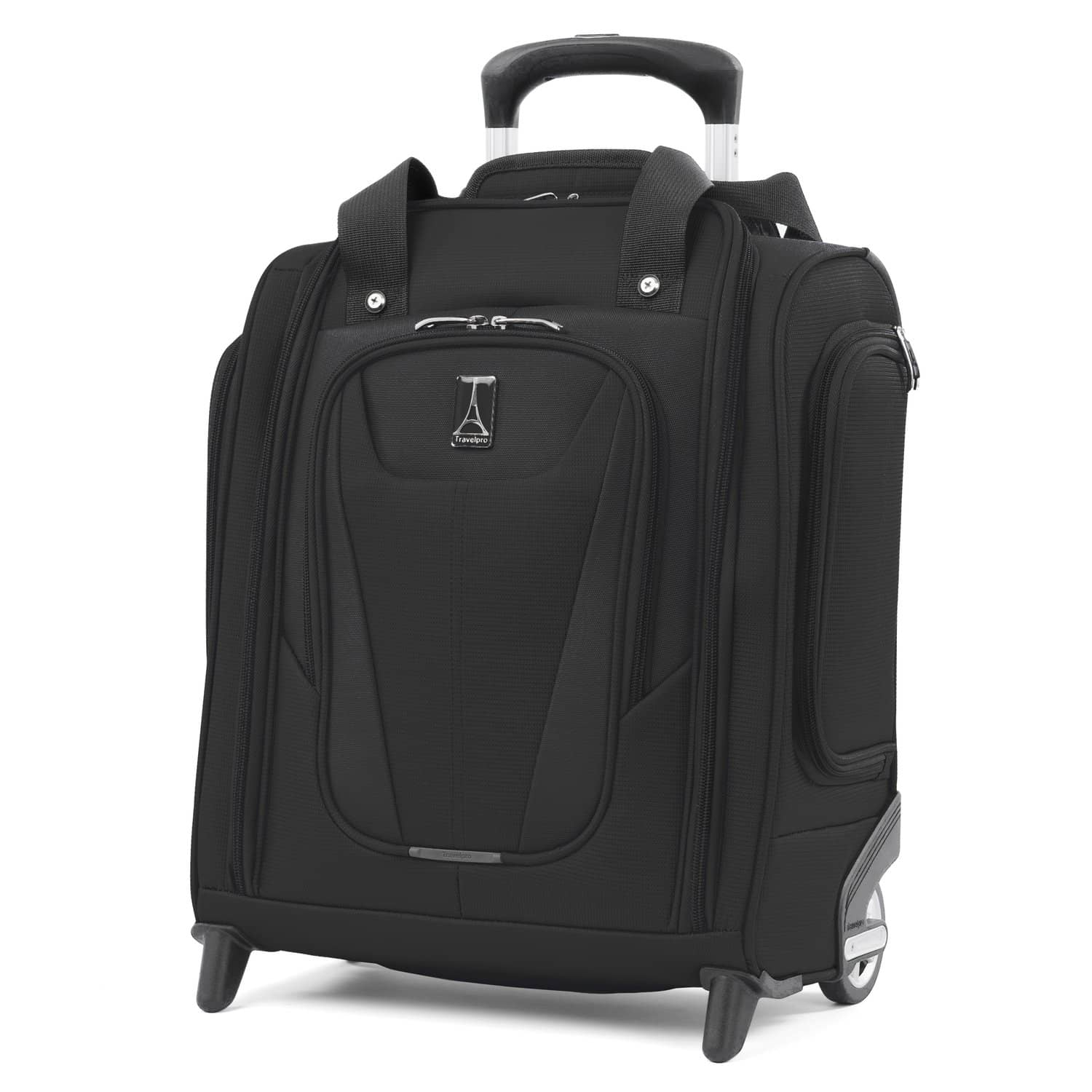 Travelpro Maxlite® 5 Rolling Underseat Carry-on BLACK