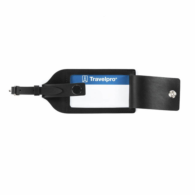 Travelpro® Essentials™ Leather Luggage Tag