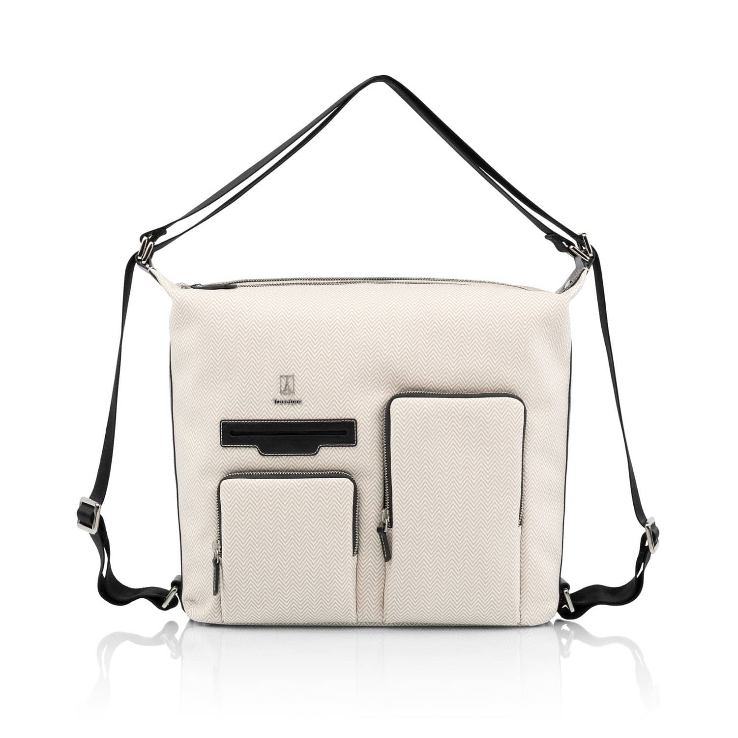 Travelpro Travelpro X Travel + Leisure Convertible Backpack - White Sand