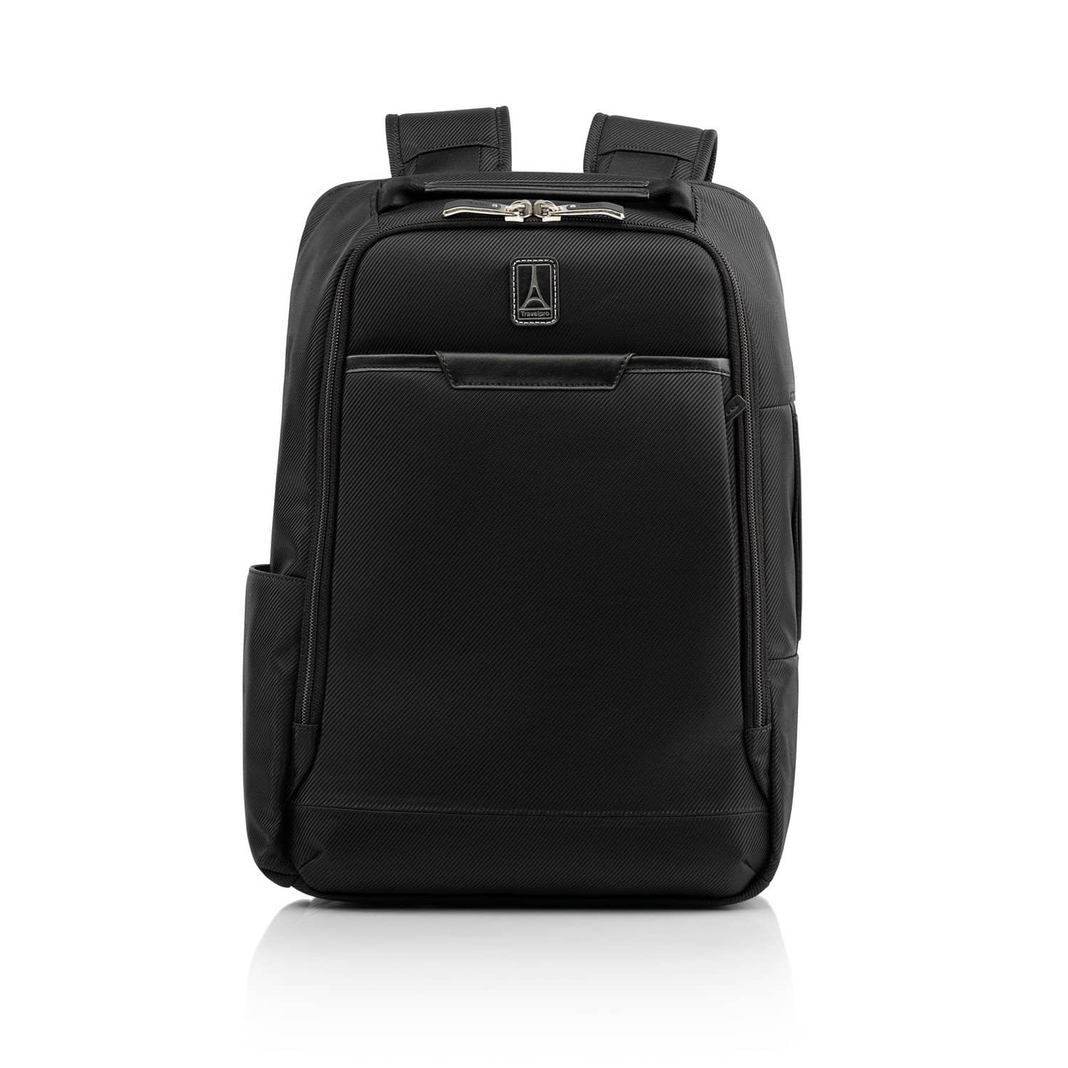 Travelpro Travelpro® X Travel + Leisure® Slim Backpack BLACK DIAMOND