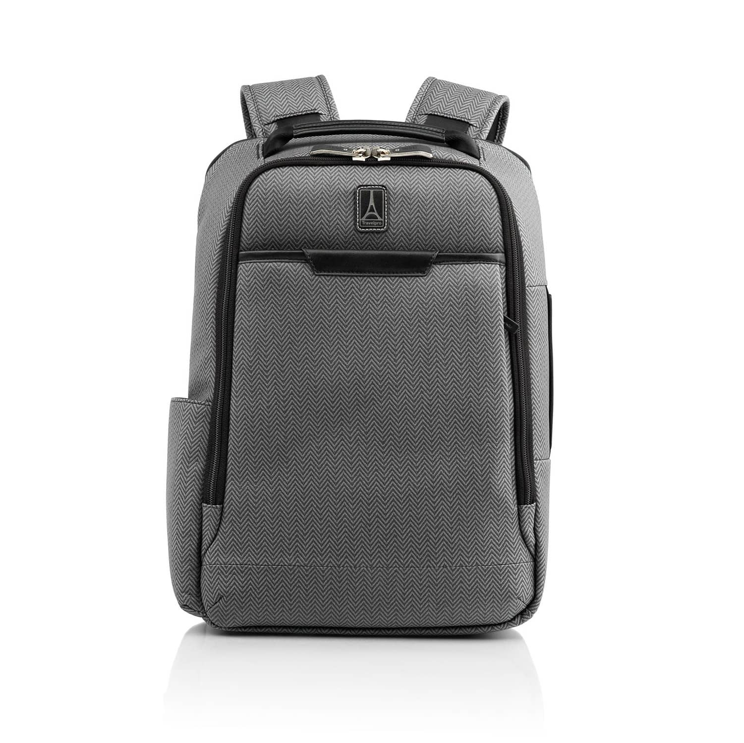 Travelpro Travelpro® X Travel + Leisure® Slim Backpack WHISTLER GREY