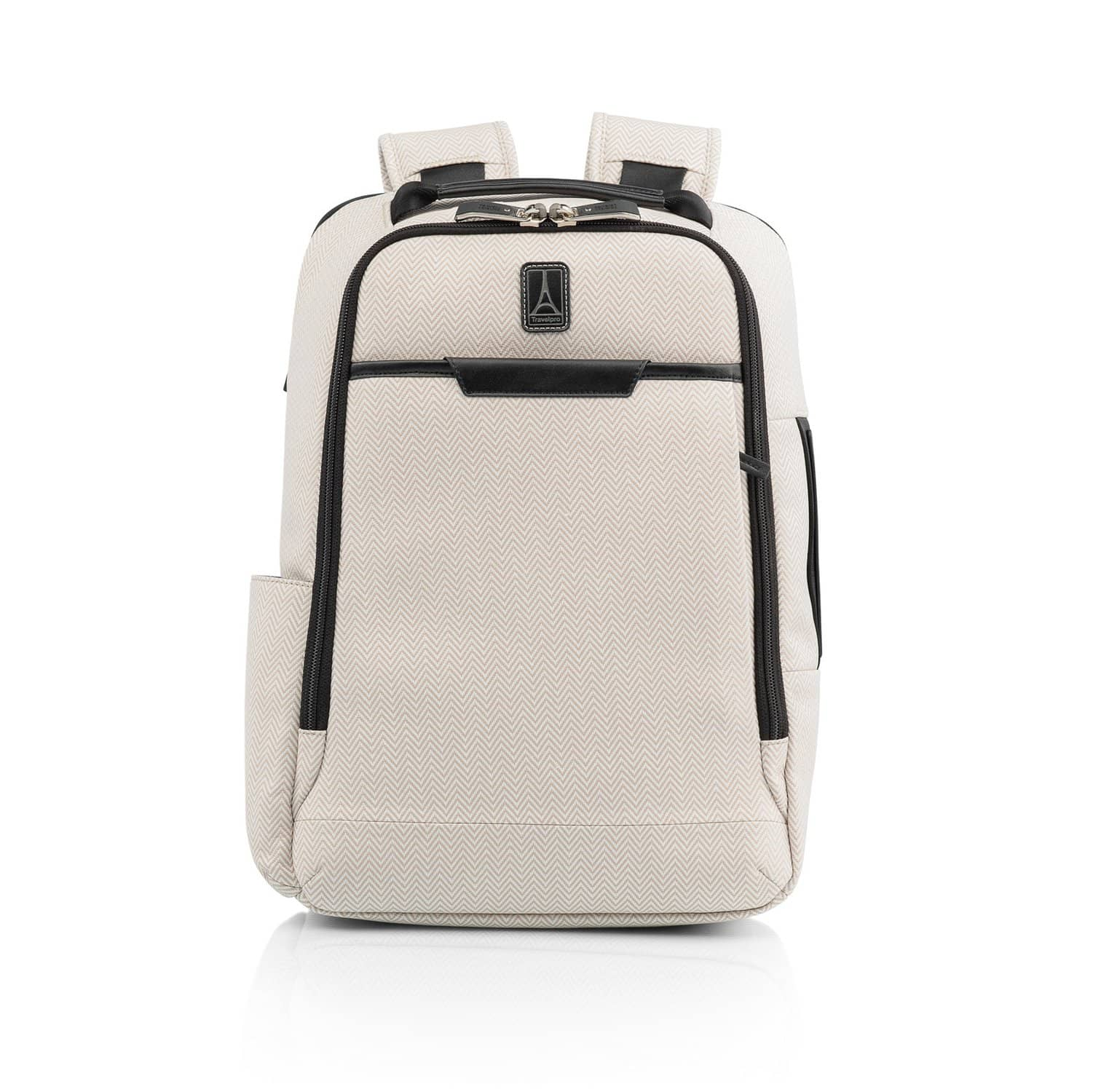 Travelpro Travelpro® X Travel + Leisure® Slim Backpack WHITE SAND