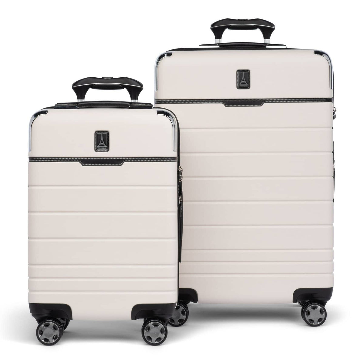 TravelPro x Travel + Leisure rolling  Luggage Set with 4 wheels