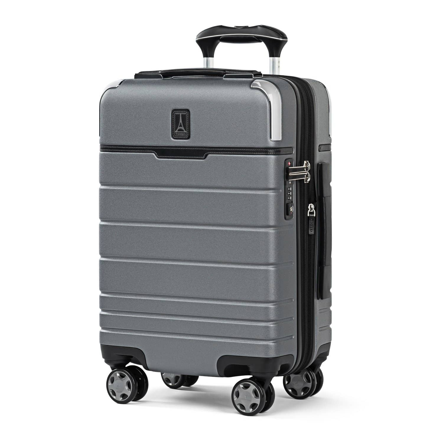 Travelpro® x Travel + Leisure® Compact Carry-On Expandable Spinner