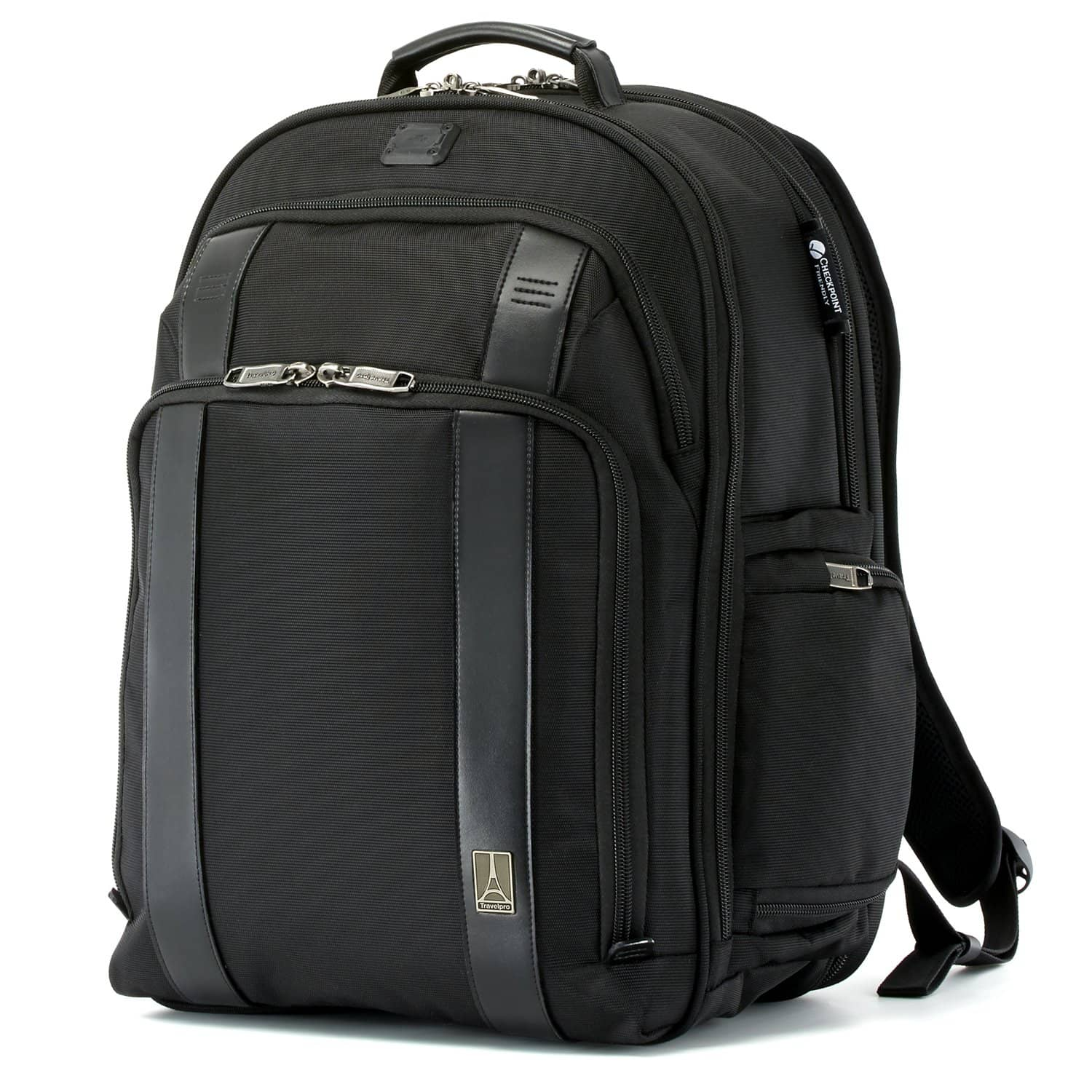 Travelpro Crew™ Executive Choice™ 2 Checkpoint Friendly Backpack BLACK