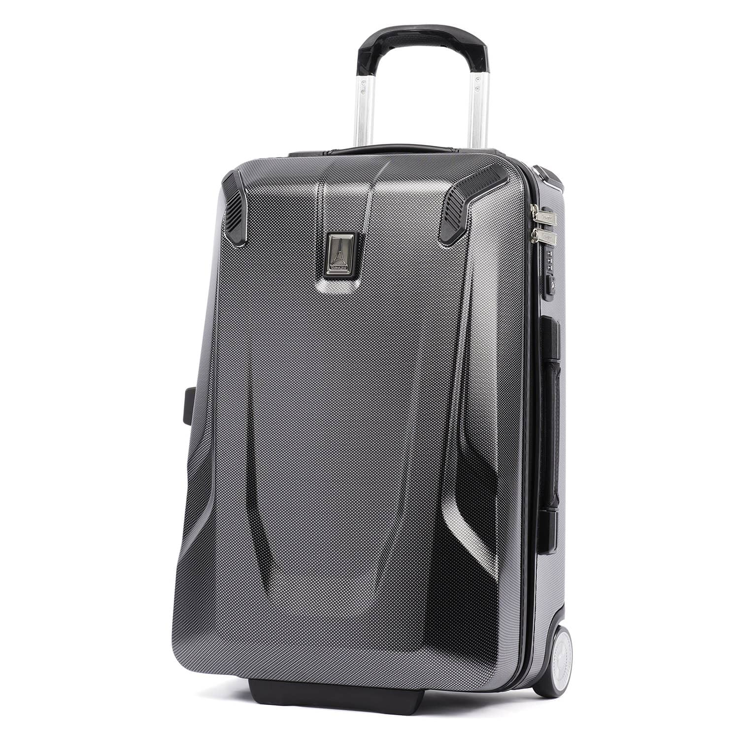 "Travelpro Crew™ 11 22"" Slim Hardside Carry-on Rollaboard® CARBON GREY"