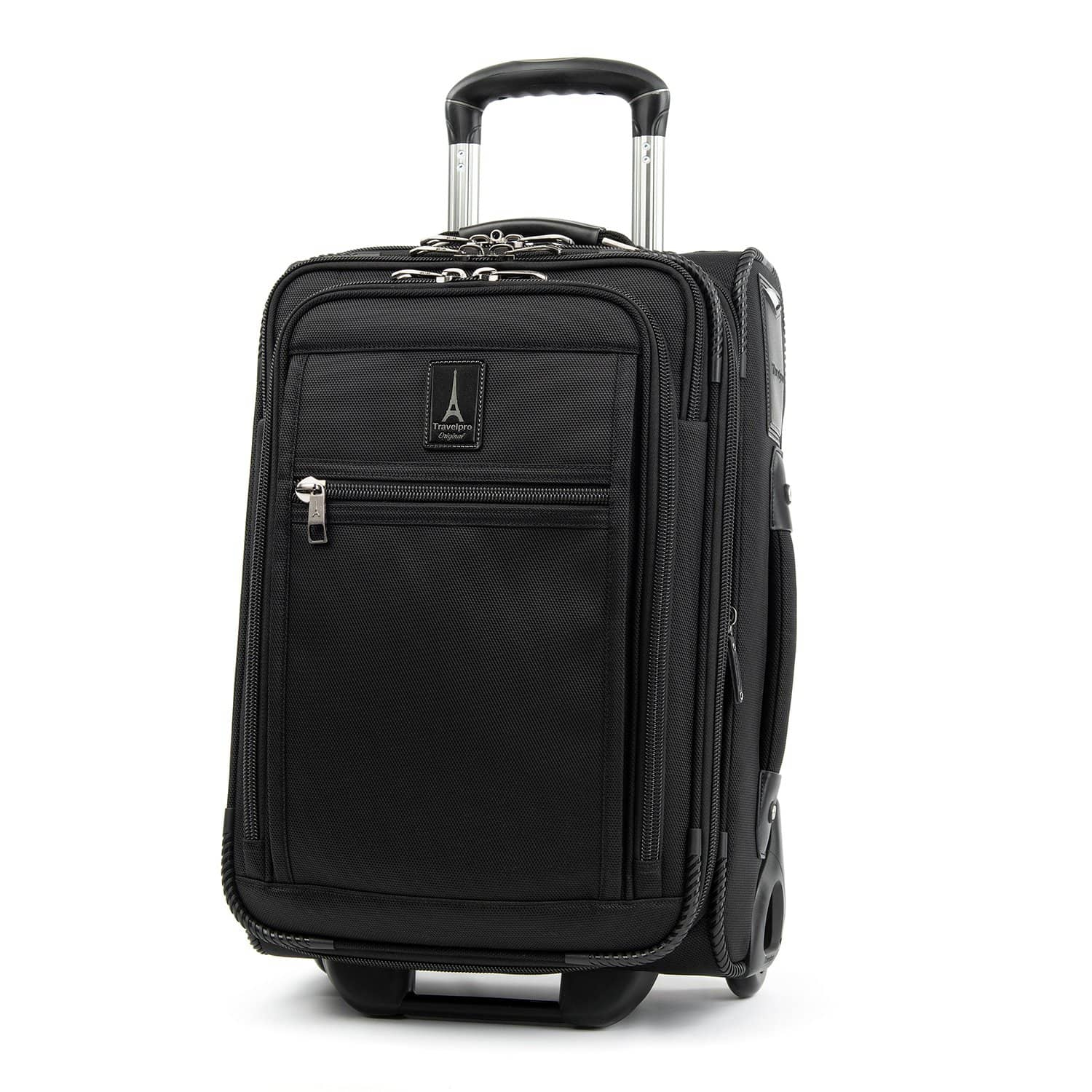 Travelpro Crew™ Expert™ Global Carry-on Expandable Rollaboard® BLACK