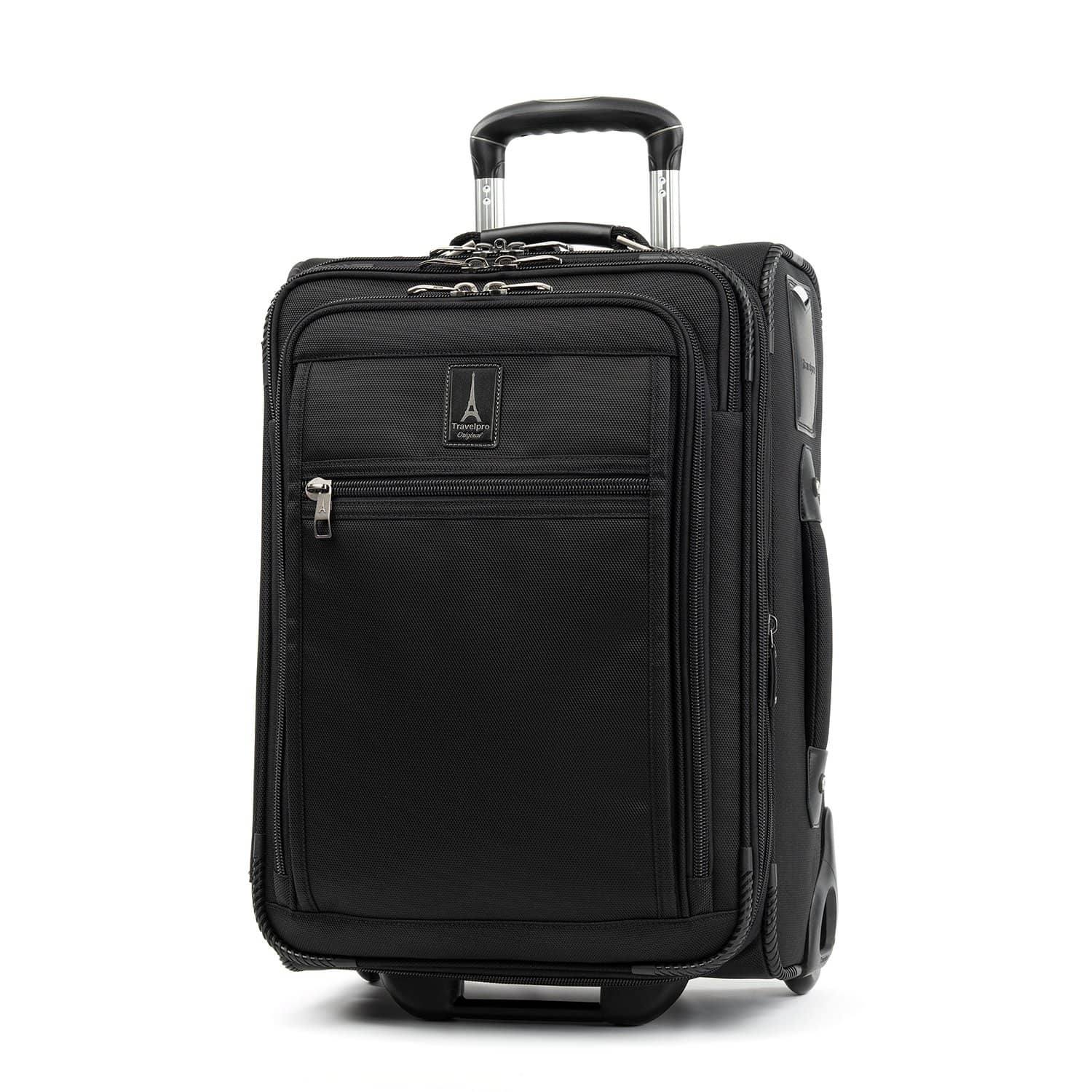 Travelpro Crew™ Expert™ Max Carry-on Expandable Rollaboard® BLACK