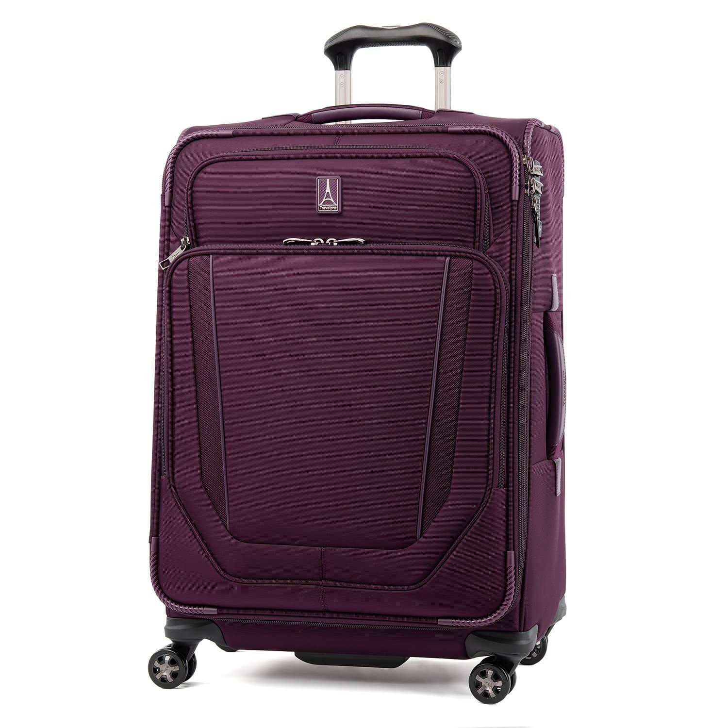"""Travelpro Crew™ Versapack™ 25"""" Expandable Spinner Suiter PERFECT PLUM"""